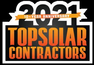 Top Solar Contractor 2021